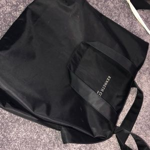 Kenneth Cole big black bag